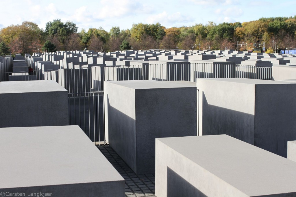 The Holocaust Memorial. Visit it when you have something nice to do afterwards, so it doesn't make you sad all day